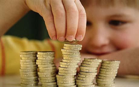 Jangan Manjakan Anak Dengan Uang