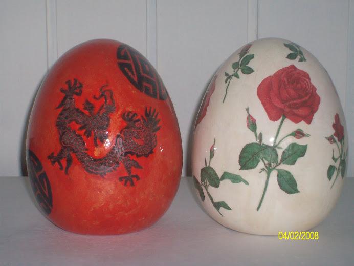 huevos de biscocho
