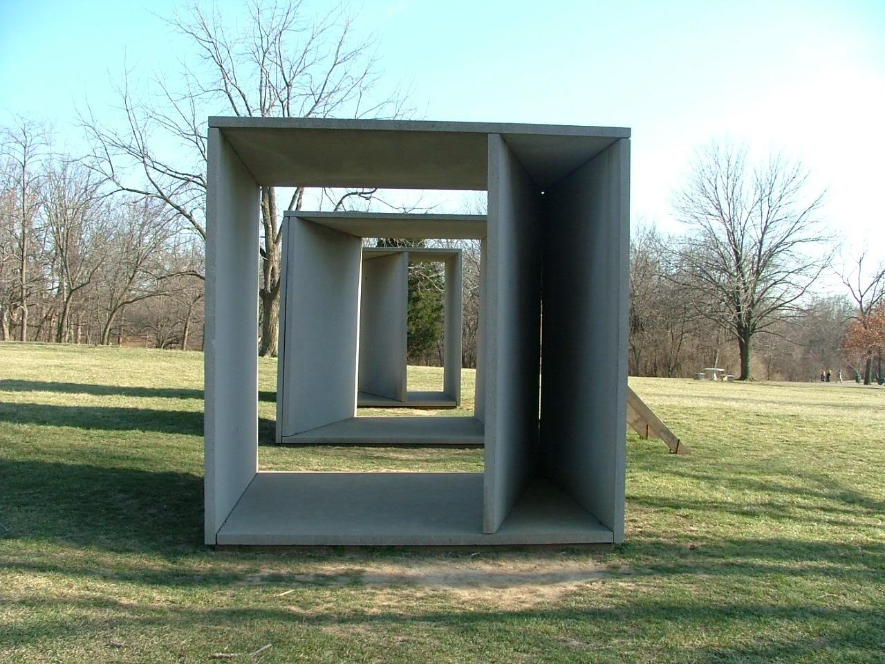 Unspoken cinema minimalisme postmodernit et arte povera for Architecture minimaliste