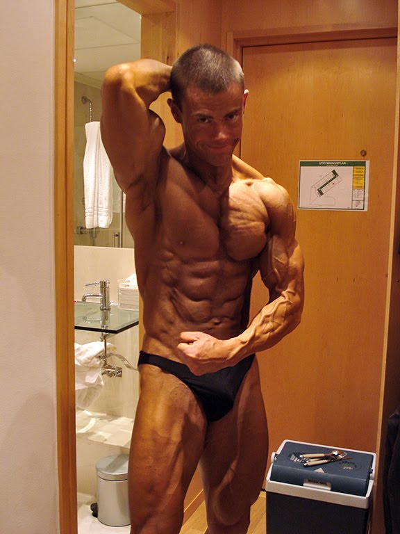 steroid free muscle gains