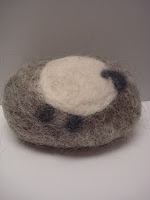 Felted Soap Sheep by The Twisted Purl