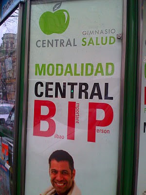BIP = Bilbao Important Person