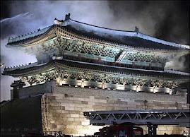 GERBANG NANDAEMUN SEOUL