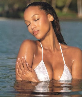 Sexy Hot Black Women - Tyra Banks