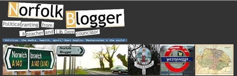 Norfolk Blogger