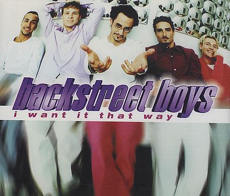 video de los back street boys:
