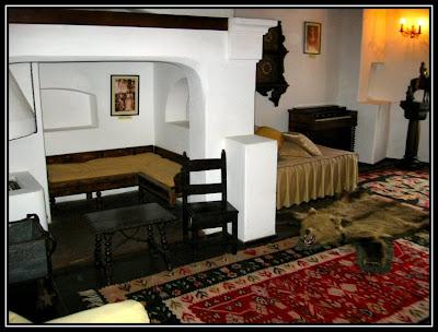 Bran Dracula Castle Interior