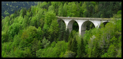 Bicaz Bridge
