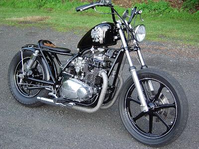 Nogg design  Kawasaki Kz 440