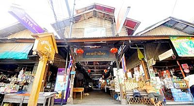 Baan Mai, 100 years Market