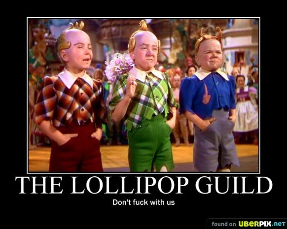 Funny Lollipop Meme : Pc off the rails where will it end ar