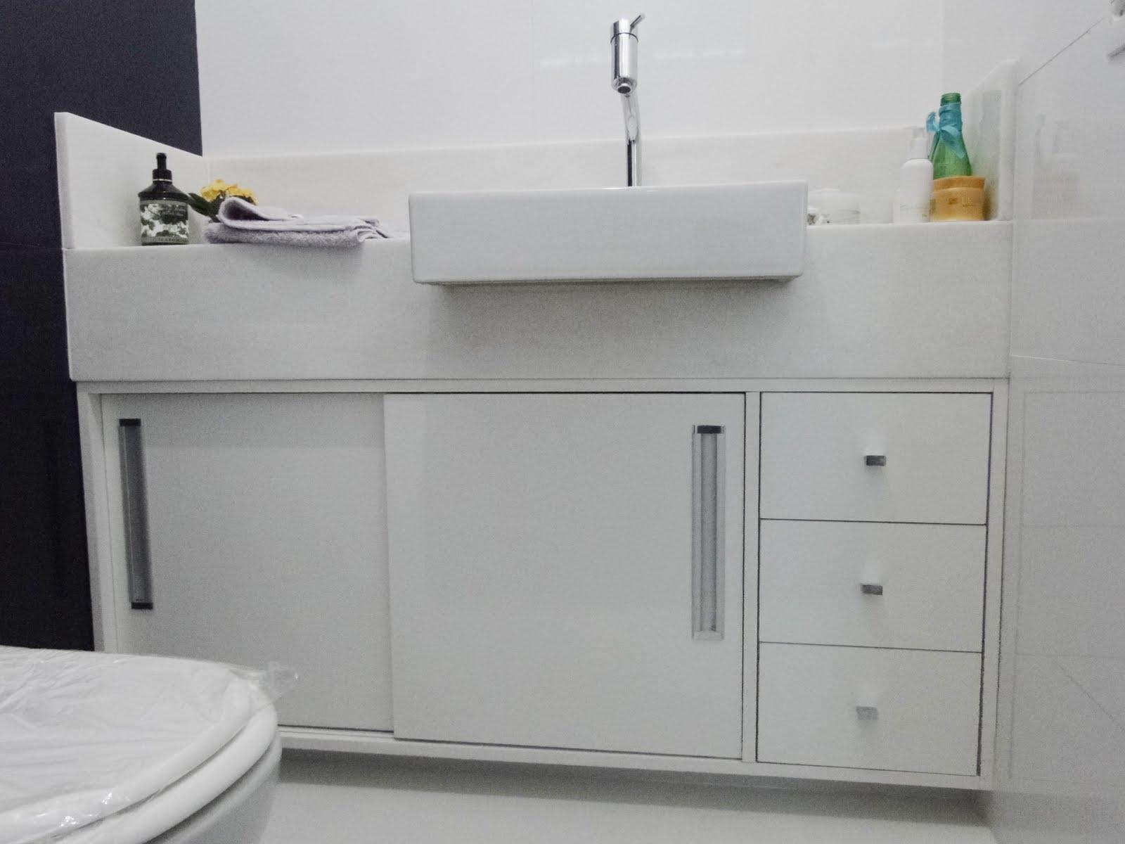 Armário para Banheiro #437370 1600x1200 Armario Banheiro Embutido