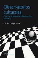 LIBRO OBSERVATORIOS CULTURALES