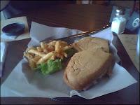 La Patisserie, Cuban Sandwich