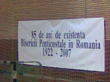 Sala Polivalenta Arad 85 ani