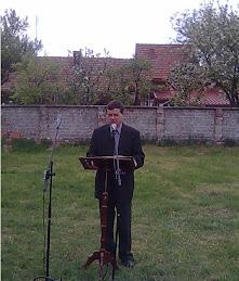 Fratele Nicu Stoia, Pastor al Bisericii Smirna din Timisoara