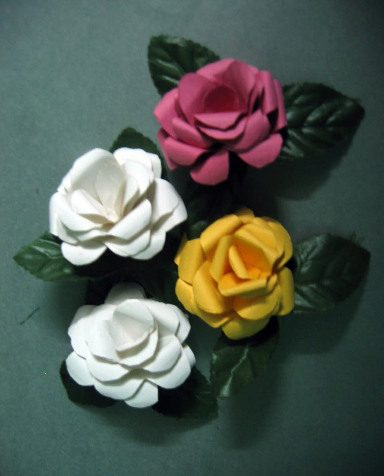 Daydreams Paper Roses