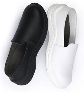Vestuario profesional de cocina calzado de cocina for Zapatos de cocina
