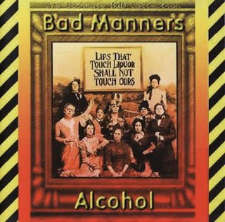 Bad Manners Tequila