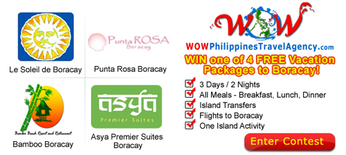 free boracay vacation packages Free Boracay Packages