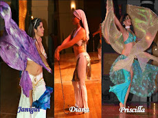 """Nuestro Ballet """"Las Sinsanats"""""""