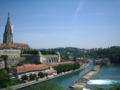 Berna. Suiza. Catedral.