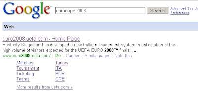 sitelinks_eurocopa2008