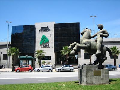 estacion de tren Alicante