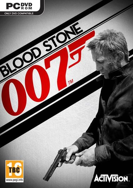 Download James Bond 007 Blood Stone PC Full 2010 Español Repack  (  REUPADO )