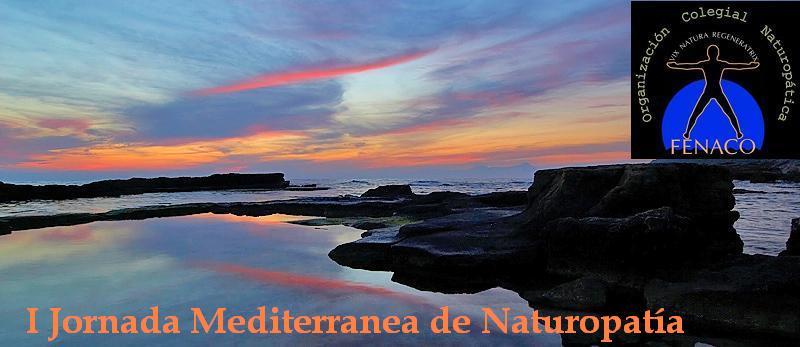 I Jornada Mediterranea de Naturopatía