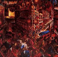 'Metrópolis', G. Grosz