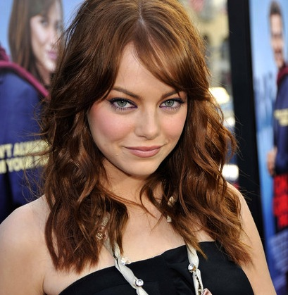 emma stone hair color red. hair emma stone hair colour.
