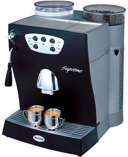 automated espresso machine