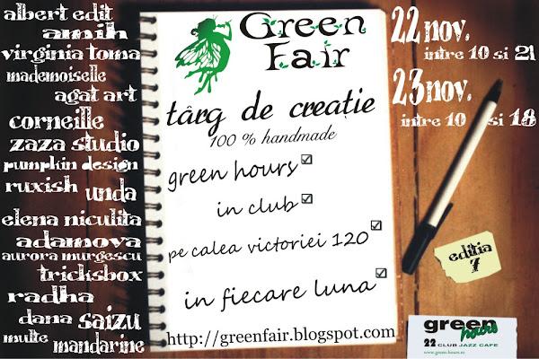 Green Fair editia a7a