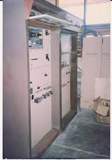 Nuestro transmisor en AM en 1997