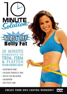 10 minute solution blast off belly fat workout aerobics, womens fitness video, 10 minute workouts to trim, firm and flatten tummy belly abs stomach midsection - workouts for women, flat belly fast exercise, pilates perfect abs exercise, belly fat blaster exercises for women, ab ripper, six pack abs workout for women aerobics