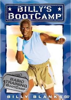 billy blanks basic training bootcamp dvd workout, burn fat, increase energy, tone muscles and condition the entire body with Billy's Bootcamp Basic Training Calisthenics High Energy Aerobics Workout for women dvd womens fitness