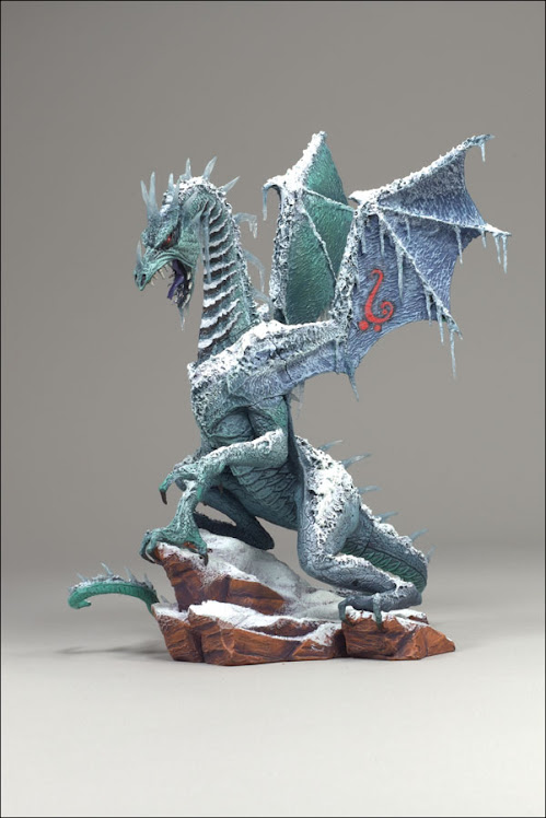 Ice Dragon for McFarlanes