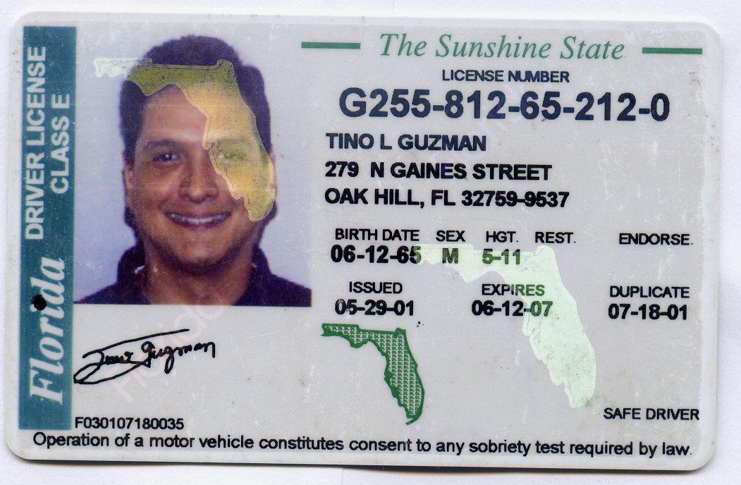 Florida DMV Expired Suspended License Status Check