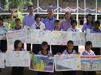 มูลนิธิยุวพัฒน์มอบทุนการศึกษาโครงการศิลปกรรมยุวพัฒน์ ครั้งที่ 16 ประจำปี 2552