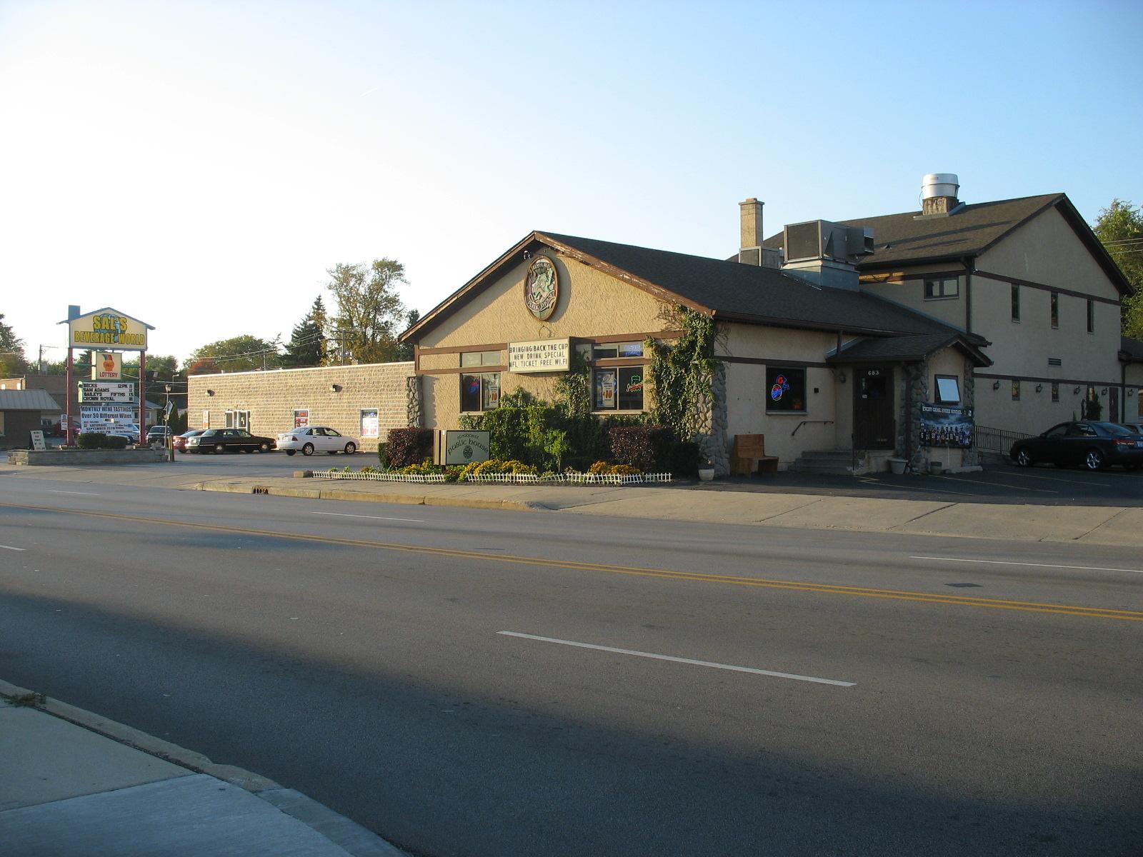 La Grange Park Live Bike Beer Burger Public House Elmhurst