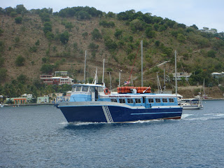 USVI-BVI Ferry Service
