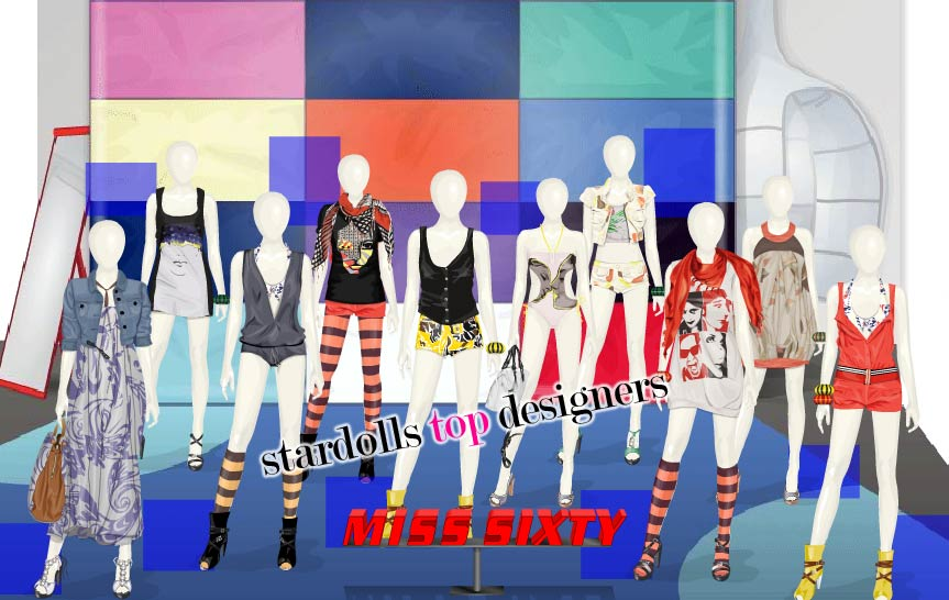 miss sixty shop released stardoll designer blog free. Black Bedroom Furniture Sets. Home Design Ideas