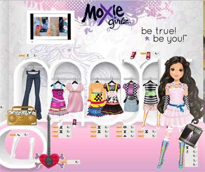 Moxie Girlz Shop