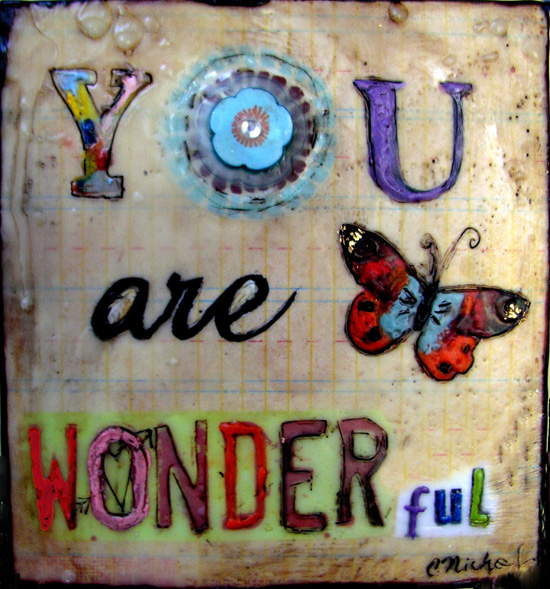 clipart you are wonderful - photo #3