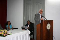 Con Manuel Salvador Gautier y Patricia Pereyra