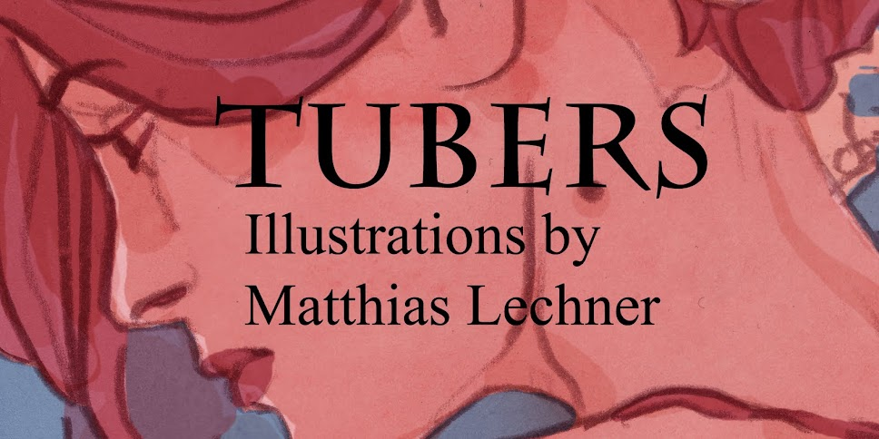 TUBERS - Illustrations by Matthias Lechner