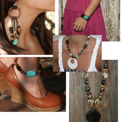 tribal fashion || fashion jewelry