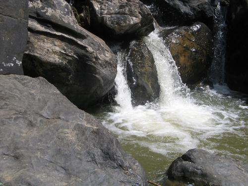 munnar water falls, places to visit in munnar