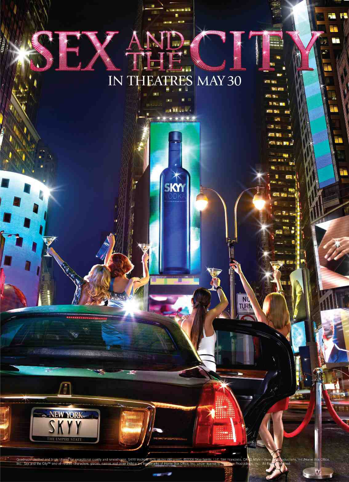 skyy vodka advertisement analysis Analysis of global marketing strategies in  the focus of this study is to evaluate global marketing strategies in distilled spirits  skyy vodka has also been a.